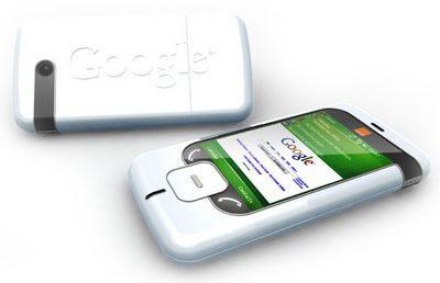Celular da Google pode chegar em setembro