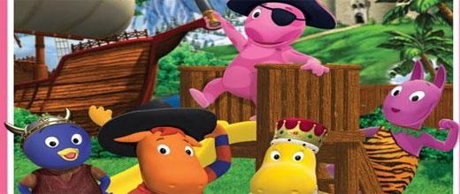 Os Backyardigans - Para Colorir, Jogos, Discovery Kids