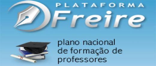 PLATAFORMA FREIRE MEC - INSCRIÇÃO - FREIRE.MEC.GOV.BR