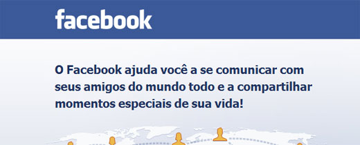 FACEBOOK.COM.BR LOGIN EM PORTUGUÊS BRASIL