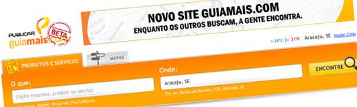 GUIA MAIS - LISTEL, LISTA ONLINE - MAPAS, RUAS - WWW.GUIAMAIS.COM.BR