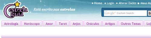 ESTRELA GUIA - HORÓSCOPO DO DIA, TAROT, ASTRAL - WWW.ESTRELAGUIA.COM.BR