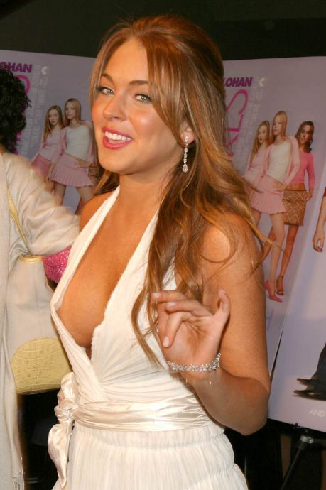 Lindsay Lohan comienzo pelcula porno - Canalpornocom