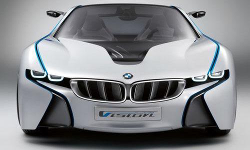 BMW VISION - FOTOS, CONSUMO