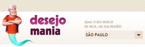DESEJO MANIA - OFERTAS, DESCONTOS - WWW.DESEJOMANIA.COM.BR