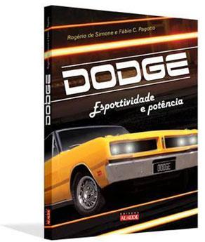 LIVRO DODGE – Esportividade e Potência   PontoXP.com