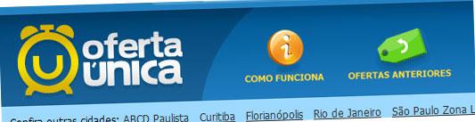 OFERTA ÚNICA - COMPRA COLETIVA - WWW.OFERTAUNICA.COM