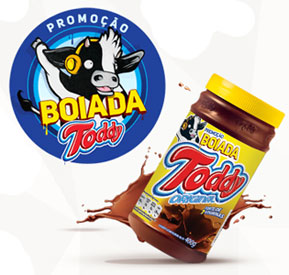 PROMOÇÃO BOIADA TODDY - WWW.TODDY.COM.BR