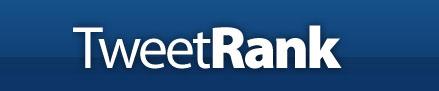 TWEETRANK - RANKING DO TWITTER - WWW.TWEETRANK.COM.BR