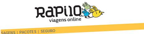 RAPI10 - PASSAGENS AÉREAS, VIAJENS - WWW.RAPI10.COM.BR