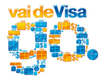 WWW.VISA.COM.BR/VAIDEVISA - PROMOÇÃO VAI DE VISA