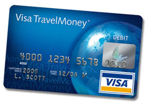 VISA TRAVEL MONEY - CARTÃO DE CRÉDITO PRE-PAGO