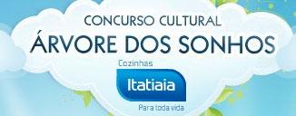 ÁRVORE DOS SONHOS ITATIAIA - CONCURSO CULTURAL - WWW.ARVOREDOSSONHOSITATIAIA.COM.BR