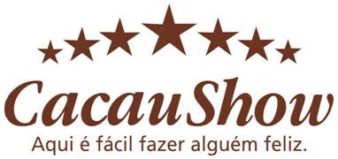 CACAU SHOW - LOJAS DE CHOCOLATES - WWW.CACAUSHOW.COM.BR
