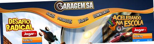 GARAGEM SA - DESAFIO RADICAL - CANDIDE - WWW.GARAGEMSA.COM.BR