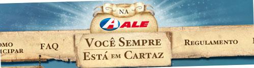 PROMOÇÃO CRÔNICAS DE NÁRNIA POSTOS ALE - WWW.PROMOCAONARNIA.COM.BR