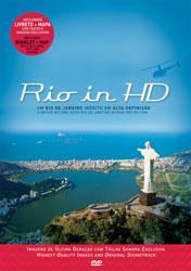 RIO IN HD - AS BELEZAS DO RIO DE JANEIRO EM ALTA DEFINIÇÃO - DVD - BLU RAY