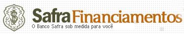 SAFRA FINANCIAMENTOS - WWW.SAFRAFINANCIAMENTOS.COM.BR