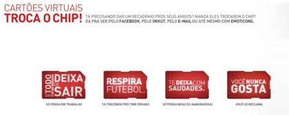 TROCA O CHIP - CLARO - WWW.TROCAOCHIP.COM.BR