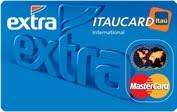 CARTÃO EXTRA - TAII ITAUCARD - WWW.EXTRATAII.COM.BR