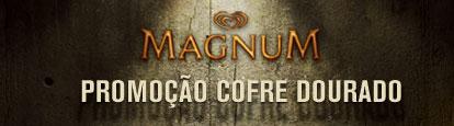 PROMOÇÃO COFRE DOURADO MAGNUM KIBON - WWW.MAGNUMGOLD.COM.BR