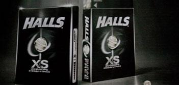 HALLS XS - NOVO HALLS - WWW.HALLSXS.COM.BR