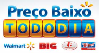 PREÇO BAIXO TODO DIA WAL MART - WWW.PRECOBAIXOTODODIA.COM.BR