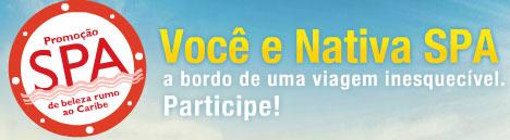 PROMOÇÃO SPA DE BELEZA RUMO AO CARIBE - O BOTICÁRIO