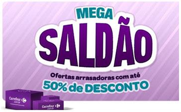 MEGA SALDÃO CARREFOUR - DESCONTOS, OFERTAS