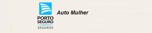 SEGURO AUTO MULHER PORTO SEGURO