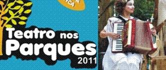 TEATRO NOS PARQUES 2011 - WWW.TEATRONOSPARQUES.COM.BR