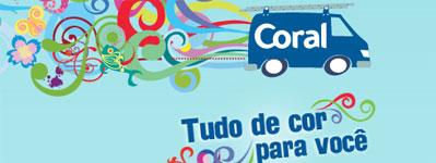 TUDO DE COR PARA VOCÊ - TINTAS CORAL - WWW.TUDODECORPARAVOCE.COM.BR