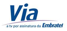 VIA EMBRATEL - TV POR ASSINATURA - WWW.VIAEMBRATEL.COM.BR