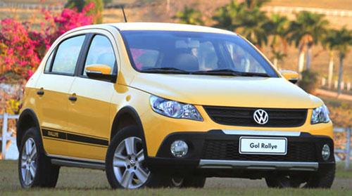 NOVO GOL RALLYE - VW.COM.BR/GOLRALLYE