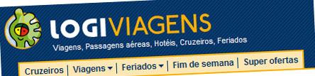 LOGI VIAGENS - PASSAGENS AÉREAS, CRUZEIROS E HOTÉIS - WWW.LOGIVIAGENS.COM.BR