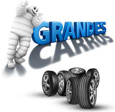 PROMOÇÃO MICHELIN GRANDES CARROS - WWW.MICHELINGRANDESCARROS.COM.BR