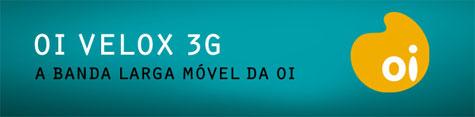 OI VELOX 3G - PLANOS, COBERTURA, SALDO - WWW.OIVELOX.COM.BR
