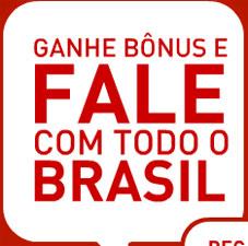 PROMOÇÃO FALA MAIS BRASIL COM BÔNUS - CLARO