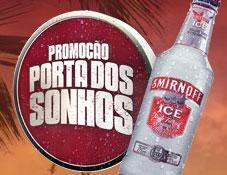 PROMOÇÃO PORTA DOS SONHOS - SMIRNOFF ICE - WWW.SMIRNOFF.COM.BR