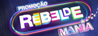 PROMOÇÃO REBELDE MANIA - REBELDEMANIA.R7.COM
