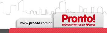 PRONTO IMÓVEIS - CASAS, APARTAMENTOS - WWW.PRONTO.COM.BR