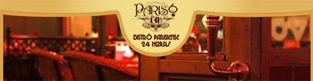 RESTAURANTE PARIS6 - BISTRÔ PARISIENSE 24 HORAS - WWW.PARIS6.COM.BR