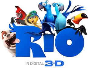 RIO - O FILME 3D - SINOPSE - WWW.RIO-OFILME.COM.BR