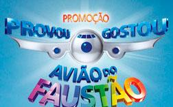 AVIÃO DO FAUSTÃO 2011 - GANHADORES PROMOÇÃO PROVOU GOSTOU