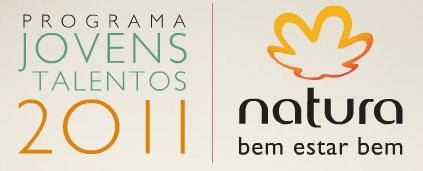 NATURA TRABALHE CONOSCO - PROGRAMA JOVENS TALENTOS NATURA - WWW.JOVENSTALENTOSNATURA.COM