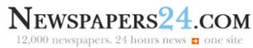 NEWSPAPERS24 - LER JORNAIS DO MUNDO - WWW.NEWSPAPERS24.COM