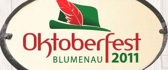 OKTOBERFEST 2011 - BLUMENAU - FESTA ALEMÃ - WWW.OKTOBERFESTBLUMENAU.COM.BR