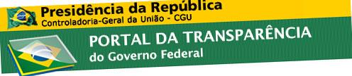 PORTAL DA TRANSPARENCIA PORTAL DA TRANSPARÊNCIA   RECURSOS PÚBLICOS GOVERNO   WWW.PORTALDATRANSPARENCIA.GOV.BR