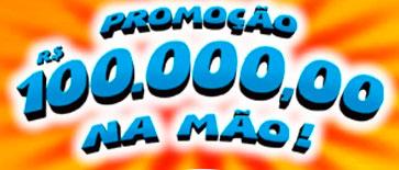 PROMOÇÃO CAFÉ JAGUARI 100 MIL NA MÃO - WWW.100000NAMAO.COM.BR