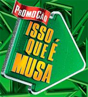 PROMOÇÃO ISSO QUE É MUSA - CERVEJA CINTRA - WWW.ISSOQUEEMUSA.COM.BR